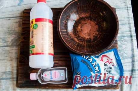 Супер-простой рецепт самозатвердевающего пластика для лепки | Живые вещи | Яндекс Дзен