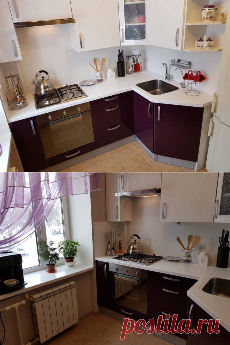 Изумительная маленькая кухня Обалденно красивая и уютная   Уютная квартира   Яндекс Дзен