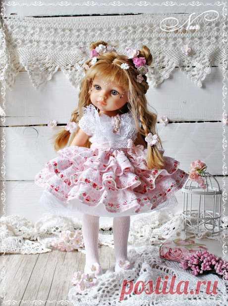 Одежда для кукол 32-34 см – 94 photos | VK