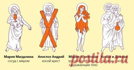 Los millares de hombres rezan a los iconos, sin notar estos detalles. ¡Cuando conoces su sentido, se persignarás! (16 fotos)
