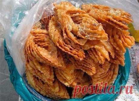 Baklava Honey brushwood