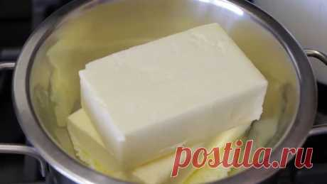 Правильно топить масло я научилась у пищевого технолога, показываю тонкости приготовления топленого масла | IrinaCooking | Яндекс Дзен