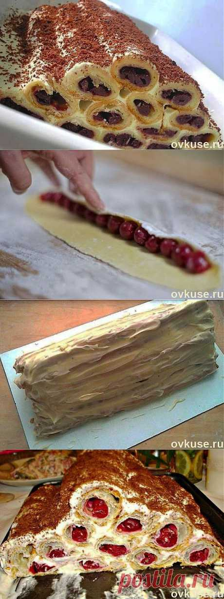 """Торт """"монастырская изба"""" - Простые рецепты Овкусе.ру"""