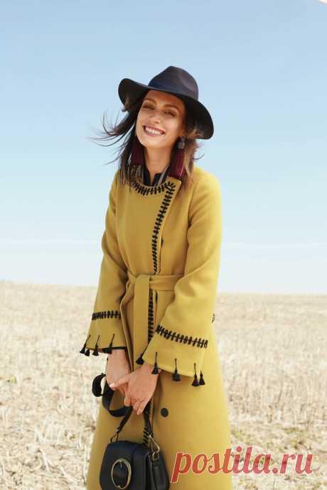 Декоративные швы, выполненные вручную сделают одежду эксклюзивной   Златоручка   Яндекс Дзен