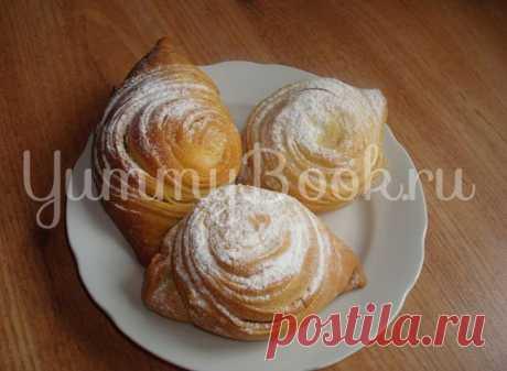 Бадамбура - пошаговый рецепт с фото...://yummybook.ru/