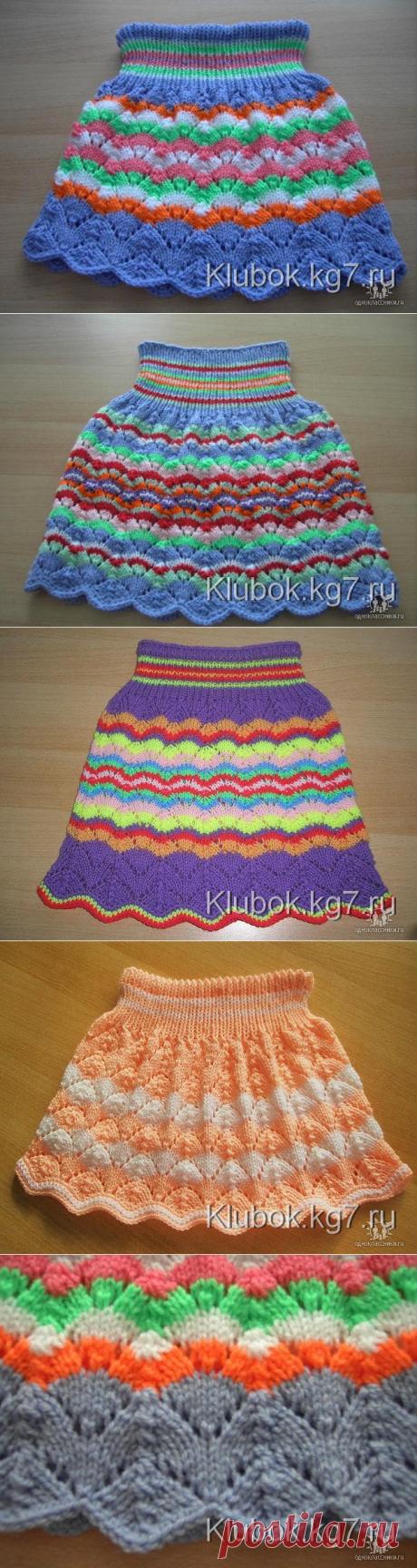 Детские юбочки с от Ирины Вернер (Германия) | Клубок