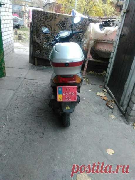 Продам,обмен...скутер навигатор: 3 500 грн. - Мопеды / скутеры Кременчуг на Olx