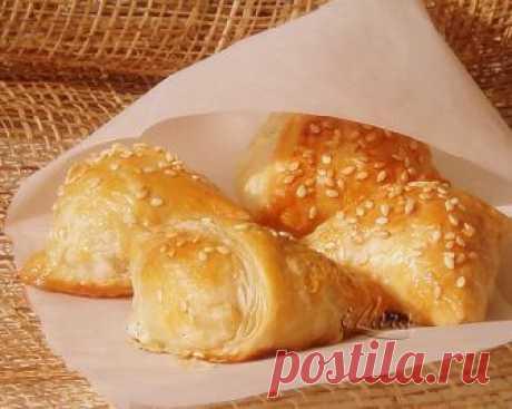 Пирожки Бурекас