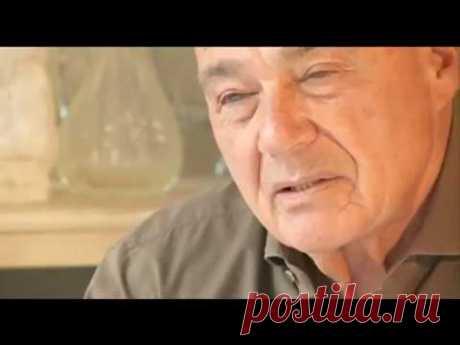 Владимир Познер об одиночестве, деньгах и настоящей любви
