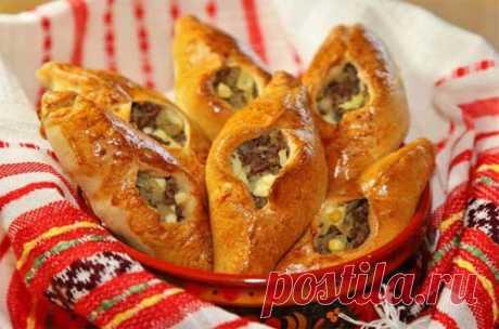 Русские пироги, о которых вы никогда не слышали | Русская семерка