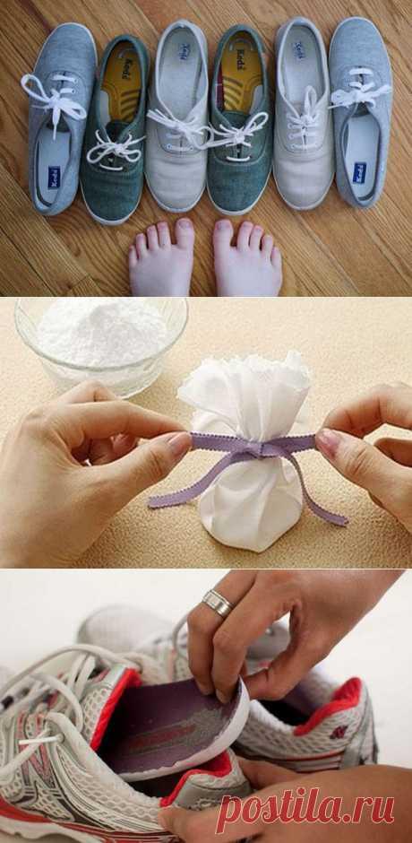 Как убрать запах пота из обуви | ПолонСил.ру - социальная сеть здоровья