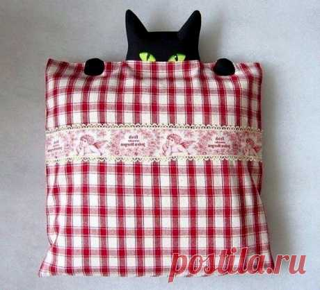 Очень креативные подушки