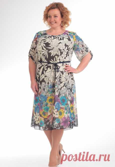 Платье, Pretty, 703 цветы Купить с доставкой Дама бай