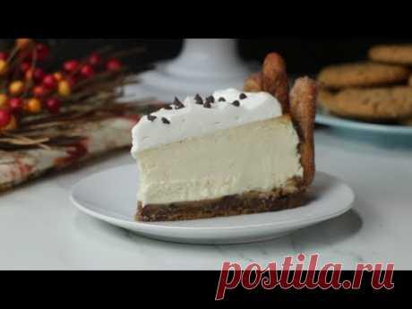 Chocolate Chip Churro Cookie Cake Creation • Tasty