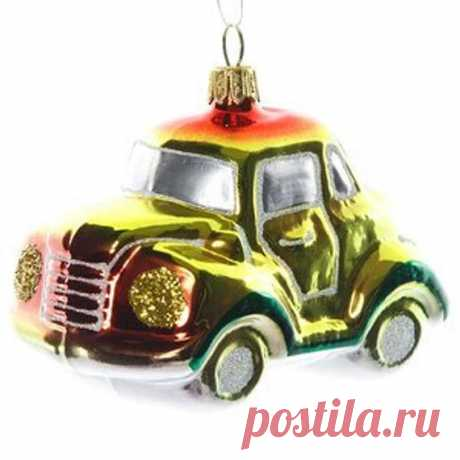 Vintage Glass Christmas Ornament Retro Car New Year Christmas | Etsy Vintage Glass Christmas Ornament Retro Car, New Year Christmas Tree Toy, Original Christmas Decoration, Great Gift for Him  Specifications Material: Glass Color: green/yellow Size: 7-14 cm Childrens Collection Mounting type suspension Weight: 0.07 kg The volume of packaging: 0.0017 m3