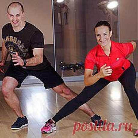 (411) Как похудеть без тренажеров в домашних условиях - видео - мастер-класс | Леди@Mail.Ru