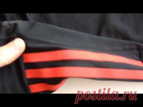 Плавки-боксеры Adidas INFINITEX+ (Черные с оранжевыми полосками) 500грн
