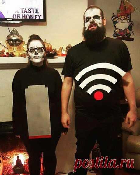 Самые страшные костюмы на Хеллоуин