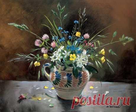 Las flores | Sergey Tutunov