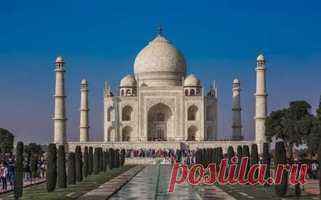 Создание мавзолея Тадж-Махал — Интересные факты