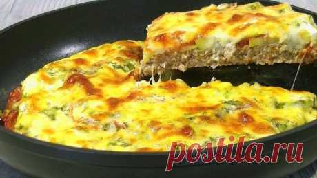 I prepare Vegetable marrows Now Only this way!! – Astounding Baked pudding with Forcemeat and Garlic.