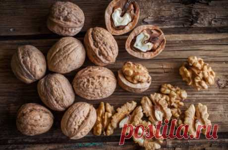 Раствор, кипяток и духовка: 7 способов для быстрой очистки грецких орехов от скорлупы - Наш уютный дом - медиаплатформа МирТесен