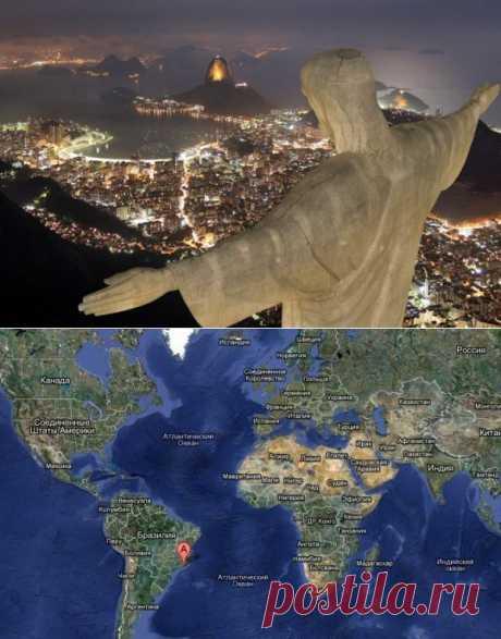 (+1) тема - 12 любопытных фактов о Бразилии   Занимательный журнал