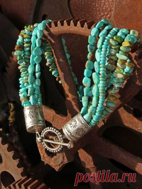 Turquoise Choker from Brit West   Turquoise jewelry