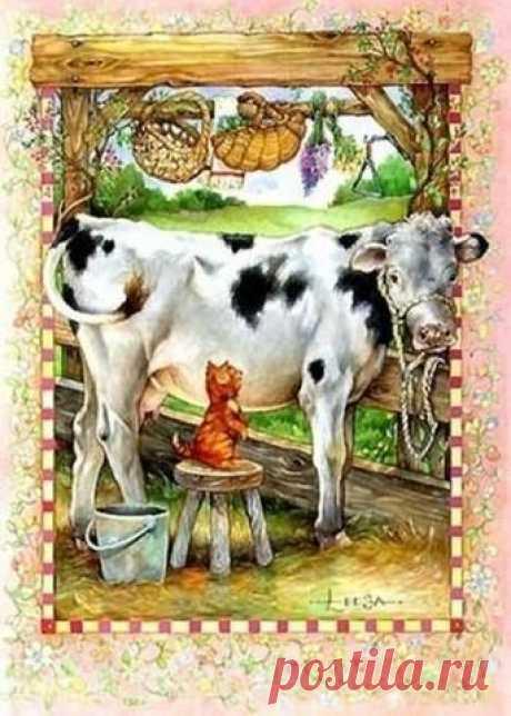 Иллюстрации Leesa Whitten. 3 часть.