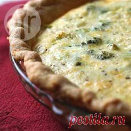 Рецепт: Лоранский пирог (киш) - все рецепты России