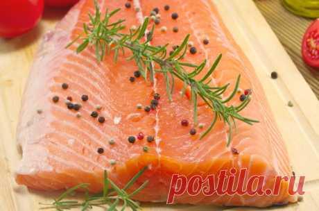 Как правильно засолить красную рыбу | Официальный сайт кулинарных рецептов Юлии Высоцкой