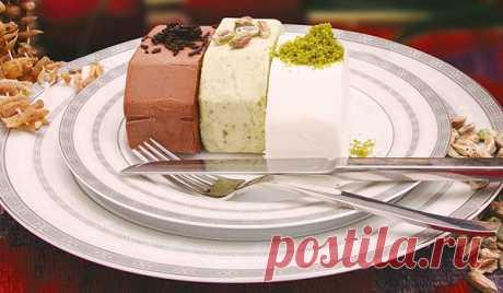 Турецкое мороженое ДОНДУРМА: рецепт в домашних условиях