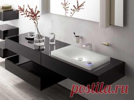 Большие возможности маленьких ванных: море идей и советов — Roomble.com