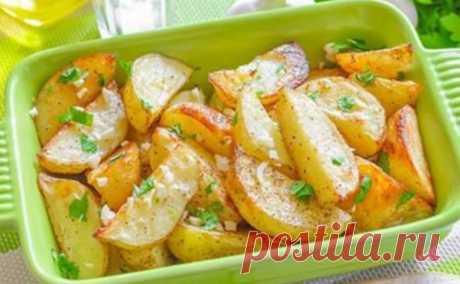 Картофель по-гречески — любимый гарнир моей семьи! - СУПЕР ШЕФ