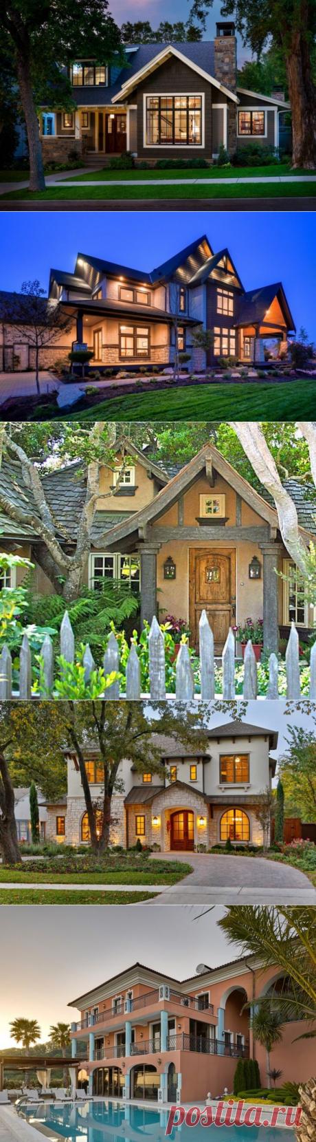 Дом мечты каждого знака зодиака!   В темпі життя