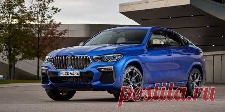 BMW запустила производство нового X6 в России :: Autonews На калининградском «Автоторе» началось серийное производство купе-кроссоверов BMW X6 третьего поколения, которые ранее поставляли из США