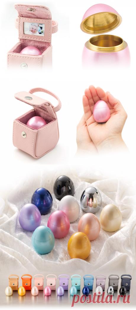 Бабушка вкармане, или Гламурные японские яйца снеобычным секретом