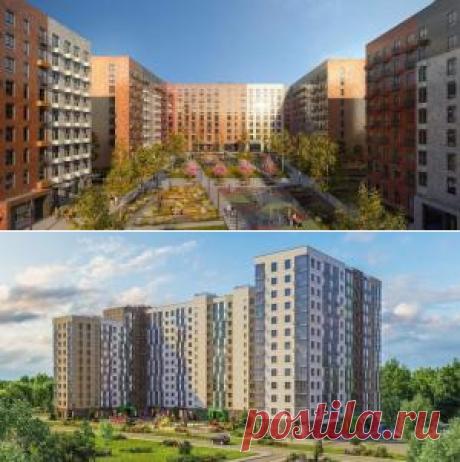 Новостройки в Новой Москве | Квартиры на этапе строительства