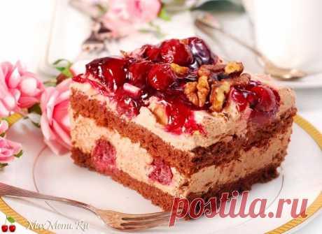 Торт на Новый год 2016: ТОП-5 рецептов вкусных тортов