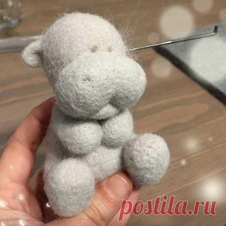 Валяй: 25 идей для создания игрушек из шерсти своими руками