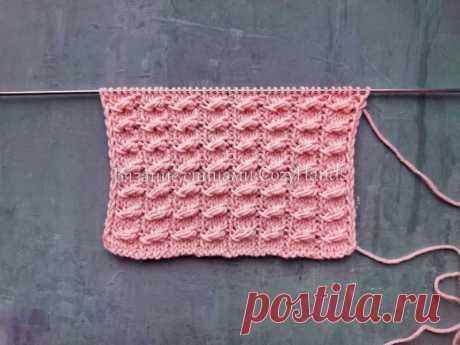 Объемный узор спицами для вязания свитеров, кардиганов, жилеток - svjazat.ru Объемный узор спицами для вязания свитеров, кардиганов, жилеток . Вязание, вязание и только вязание, а также всё, что с ним связано! Всё что вам нужно, вы найдете у нас: детское вязание, вязание для взрослых, а так же идеи вязания, работы для вдохновения и многое другое svjazat.ru