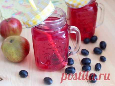 Компот из черного винограда - пошаговый рецепт с фото на Повар.ру