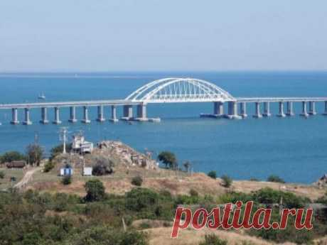 Украинцы перекрыли Крымский мост: news-fast