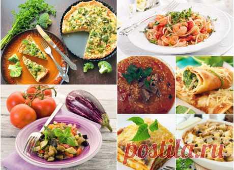 7 ужинов: провожаем лето вкусно - tochka.net