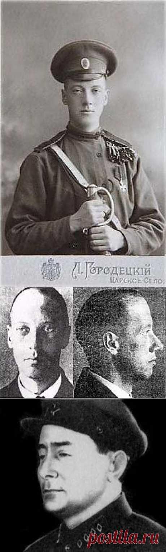 26 августа был расстрелян Николай Гумилев..