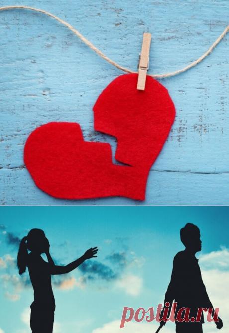 Инициаторы разрыва отношений по знакам зодиака | Чаровница и проказница