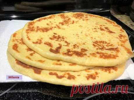 Если НЕТ дома хлеба... НААН (нан) - самая популярная в мире ЛЕПЁШКА.