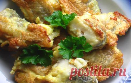Как я готовлю рыбу в луковом кляре. Простой и вкусный рецепт | Вкусно и полезно | Яндекс Дзен