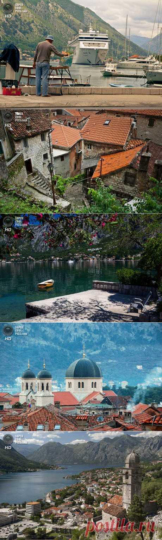 (+1) тема - Путешествие в древний город Черногории | Непутевые заметки