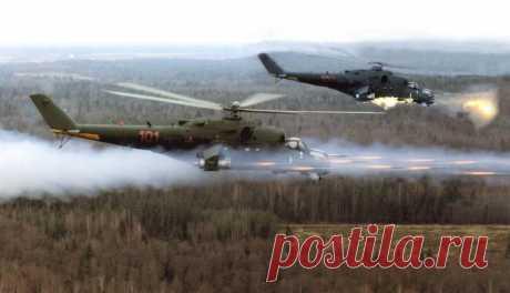 США назвали ТОП-5 лучших штурмовых вертолетов. Почему почти все – наши | Боевой барсук | Яндекс Дзен